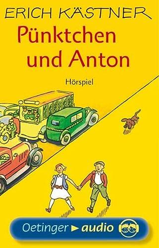 Pünktchen und Anton (MC): Hörspiel: Kästner, Erich
