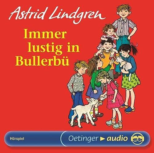 9783837301762: Immer lustig in Bullerbü. CD