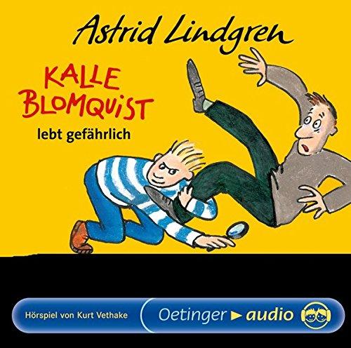 9783837301861: Kalle Blomquist Lebt Gefährlic
