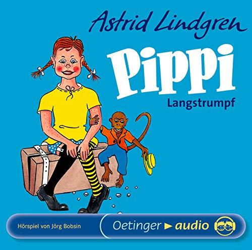 9783837302219: Pippi Langstrumpf. CD (Oetinger Audio