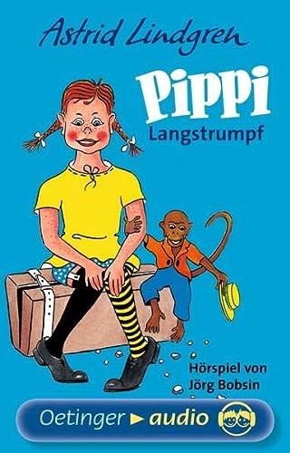 9783837302226: Pippi Langstrumpf, 1 Cassette