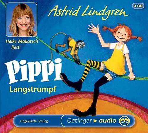 9783837303407: Pippi Langstrumpf (Lesung H.Ma