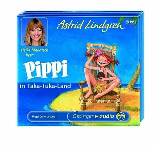 9783837303698: Heike Makatsch: Pippi..