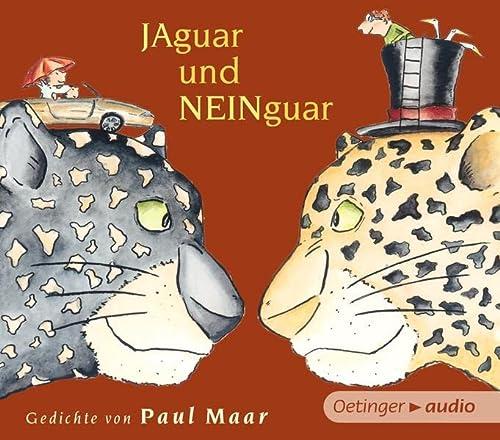 Jaguar und Neinguar. Gedichte von Paul Maar: Maar, Paul: