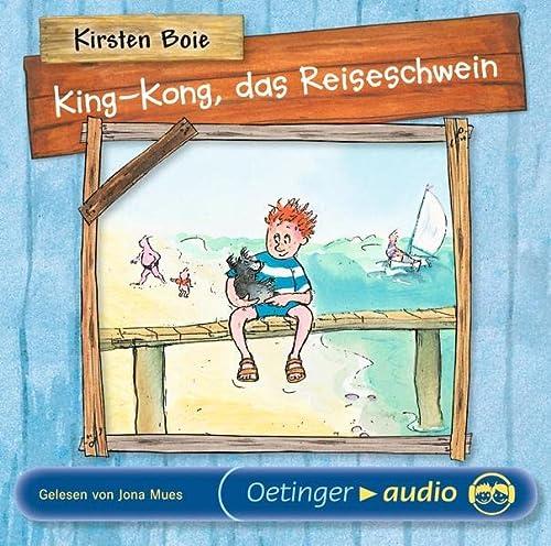 9783837304626: King-Kong, das Geheimschwein / King-Kong, das Reiseschwein - SA Ferien (CD): Ungekürzte Lesung, ca. 67 min.