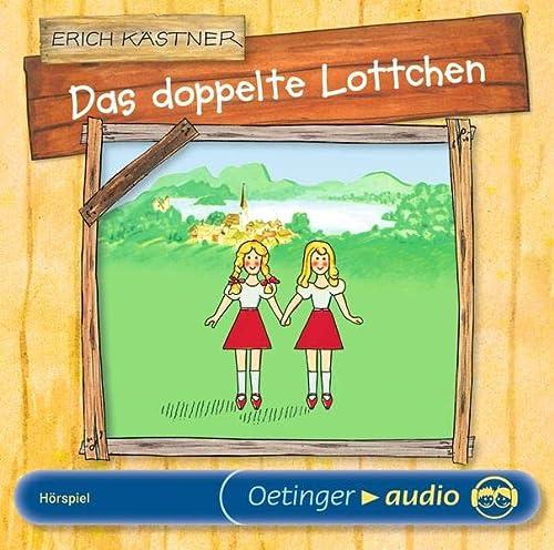 Das doppelte Lottchen - SA Ferien (CD): Kästner, Erich