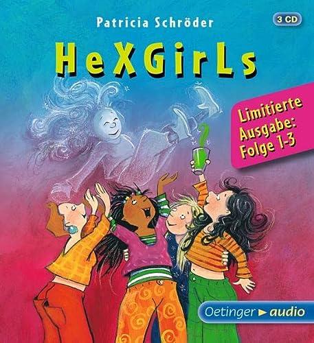 Hexgirls - Limitierte Ausgabe: Folge 1-3 (3: Patricia Schröder