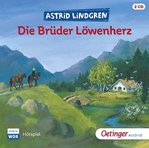 9783837304848: Die Br�der L�wnherz (Wdr H�rsp