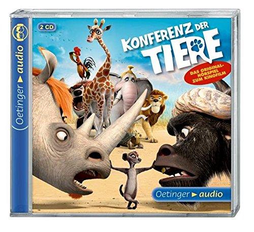 Konferenz der Tiere: Das Originalhorspiel zum Kinofilm: Erich Kastner