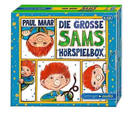 9783837305074: Die Groe Sams-Hrspielbox