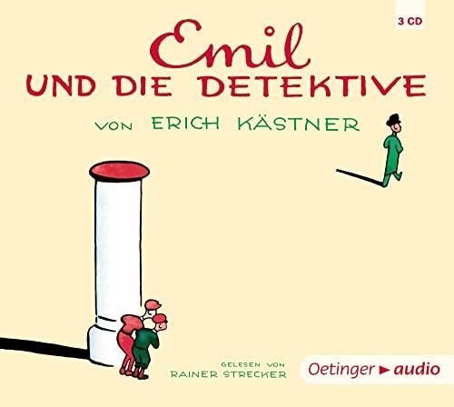 Emil und die Detektive: Erich K??stner