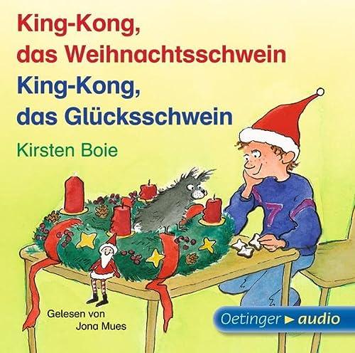 9783837305395: King-Kong, das Weihnachtsschwein / King-Kong, das Glücksschwein: Ungekürzte Lesung