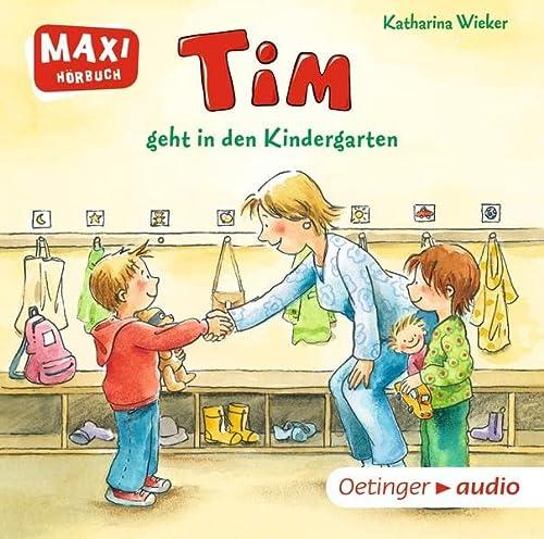 9783837305852: Maxi-Tim Geht in Den Kindergar