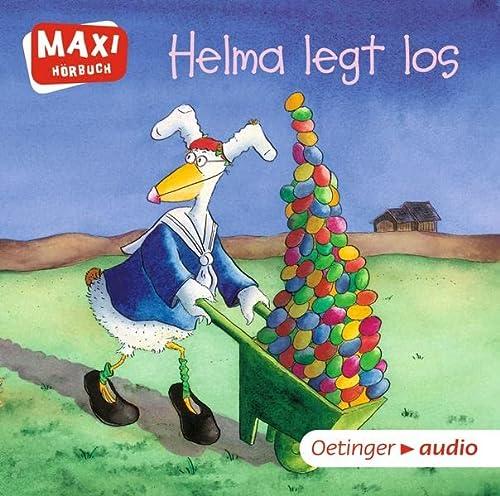 9783837306118: Maxi-Helma Legt Los