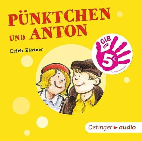 Pünktchen und Anton SA (CD): Hörspiel ,: Kästner, Erich