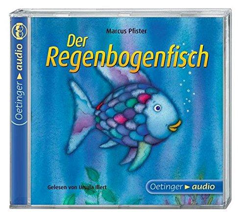 Der Regenbogenfisch. Regenbogenfisch, komm hilf mir! Der Regenbogenfisch stiftet Frieden. Ungekürzte Lesung. Alter: ab 3 Jahren. Länge: 22 Minuten. - Pfister, Marcus