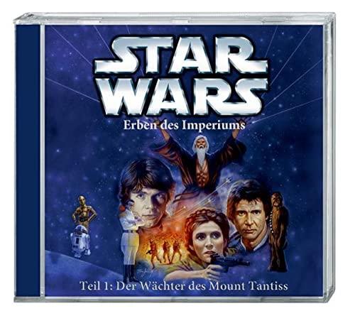 9783837307078: Star Wars Erben des Imperiums (CD) Teil 1: Der Wächter des Mount Tantiss