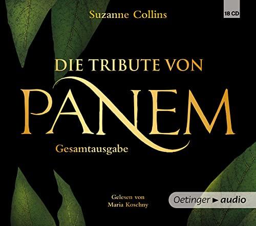 Tribute Von Panem-Gesamtausg