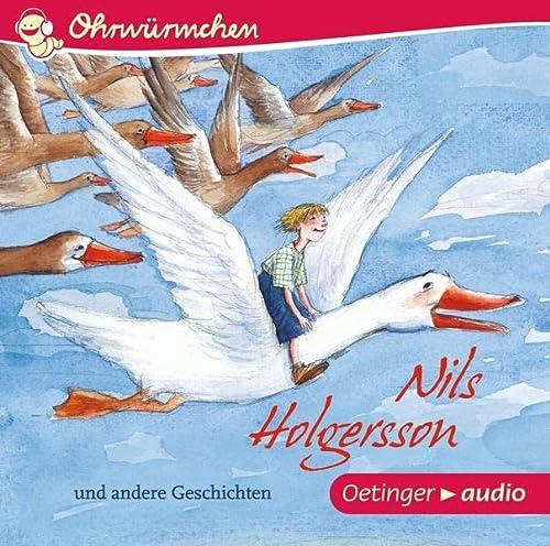 Nils Holgersson und andere Geschichten, Audio-CD Ungekürzte Lesung mit Geräuschen und Musik. 37 Min. - Anne u. a., Ameling
