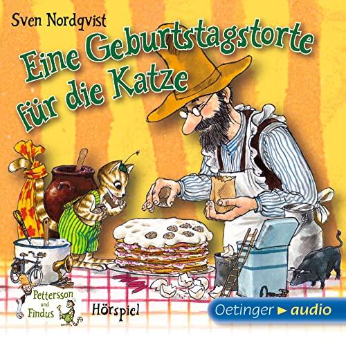 9783837307832: Eine Geburtstagstorte für die Katze (CD): Hörspiel
