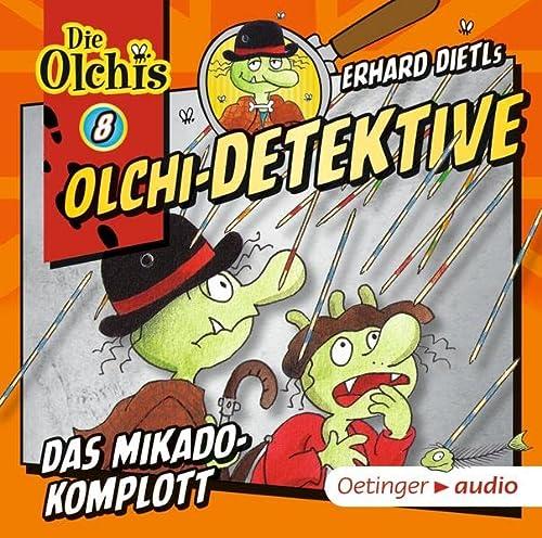 9783837307979: Olchi-Detektive 8 - Das Mikado-Komplott (CD)