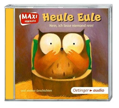 9783837308211: Heule Eule. Nein, ich lasse niemand rein! und andere Geschichten (CD): Ungekürzte Lesung mit Geräuschen und MusikMAXI-Hörbuch