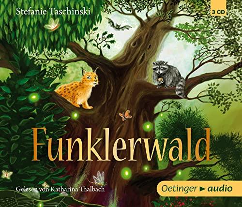 9783837308600: Funklerwald (3 CD): Gekürzte Lesung