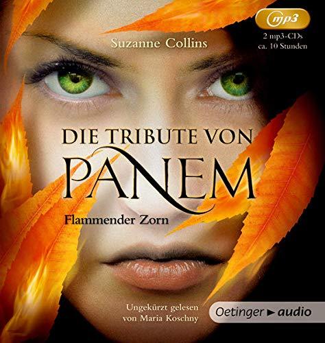 Die Tribute Von Panem-Flamme: Suzanne Collins