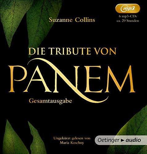 Die Tribute Von Panem Gesamtau: Suzanne Collins