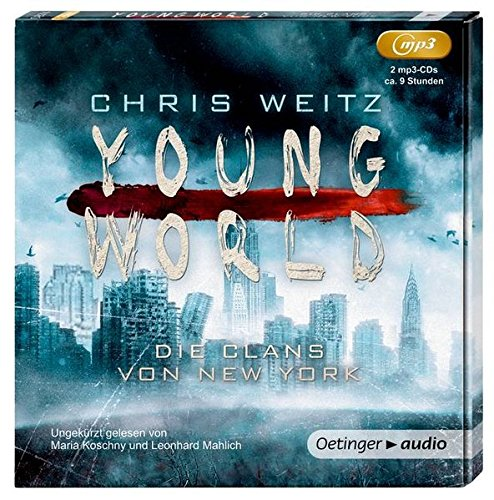 9783837309041: Young World - Die Clans von New York (2 MP3 CD): Ungek�rzte Lesung