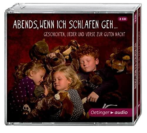 9783837309157: Abends,Wenn Ich Schlafen Geh-Geschichten,Lied