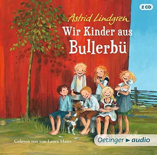 9783837309188: Wir Kinder aus Bullerbü (2 CD)