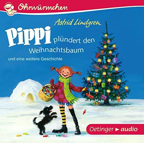 9783837310177: Pippi plündert den Weihnachtsbaum und eine weitere Geschichte (CD): Ungekürzte Lesungen mit Geräuschen und Musik