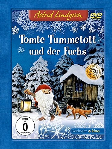 9783837350104: Tomte Tummetott und der Fuchs [Alemania] [DVD]