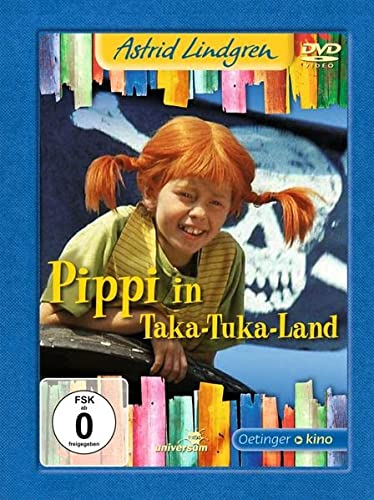 9783837350258: Pippi in Taka-Tuka-Land [Alemania] [DVD]