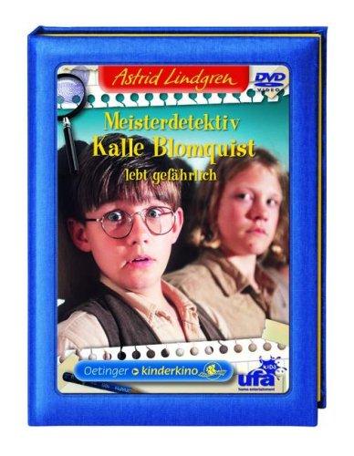 9783837350296: Meisterdetektiv Kalle Blomquist lebt gef�hrlich [Alemania] [DVD]