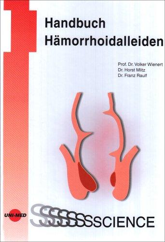 9783837410068: Handbuch Hämorrhoidalleiden