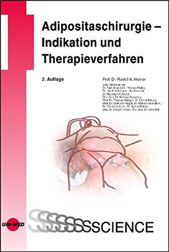 9783837411348: Adipositaschirurgie - Indikation und Therapieverfahren