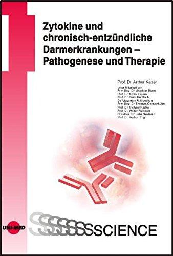 9783837411461: Zytokine und chronisch-entzündliche Darmerkrankungen - Pathogenese und Therapie