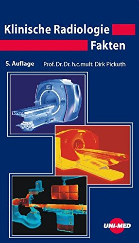 9783837413823: Klinische Radiologie Fakten