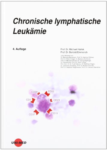 9783837420852: Chronische lymphatische Leuk�mie