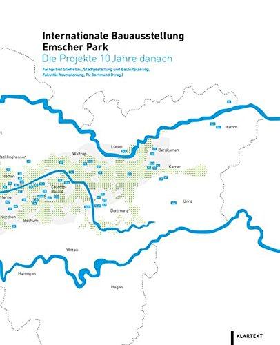 9783837500554: Internationale Bauausstellung Emscher Park: Die Projekte 10 Jahre danach