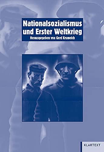9783837501957: Nationalsozialismus und Erster Weltkrieg