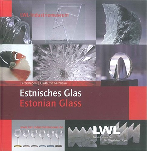9783837504569: Estnisches Glas: Estonian Glass