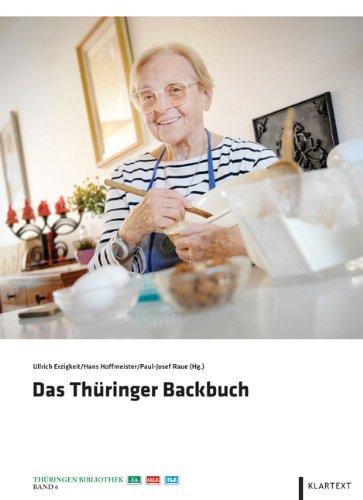 9783837508772: Das Thüringer Backbuch