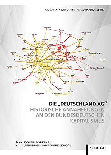 """Die """"Deutschland AG"""": Ralf Ahrens"""