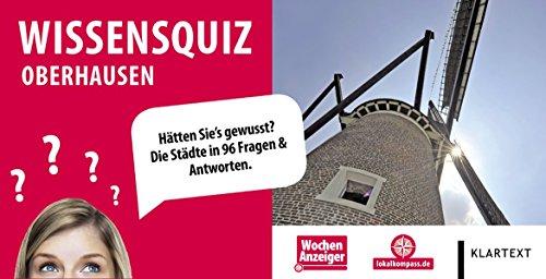9783837510881: Wissensquiz Oberhausen