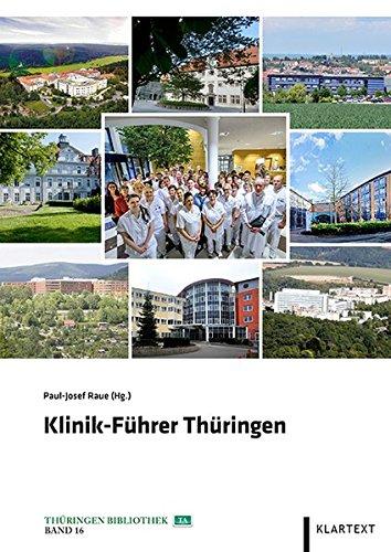 9783837512397: Klinik-Führer Thüringen