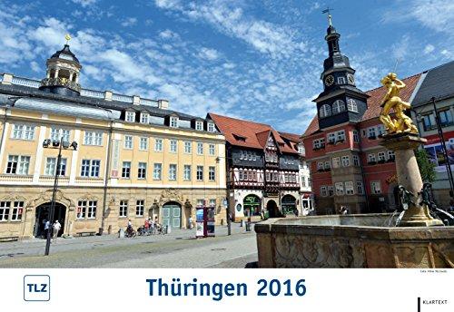 9783837515558: Thüringen 2016: Kalender 2016