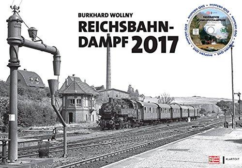 9783837516555: Reichsbahn-Dampf 2017